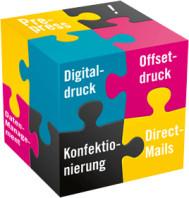 Partner Werbung & Druck  - Kernkompetenzen