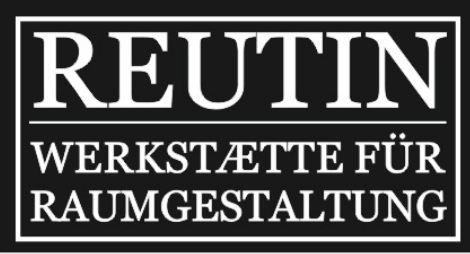 Logo von Reutin Werkstätte für Raumgestaltung