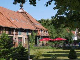 BIO- Landwerthotel & Restaurant Gutshof Insel Usedom Mellenthin