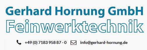Bild zu Gerhard Hornung GmbH in Althütte in Württemberg