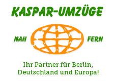Bild zu Kaspar-Umzüge Berlin GmbH in Berlin