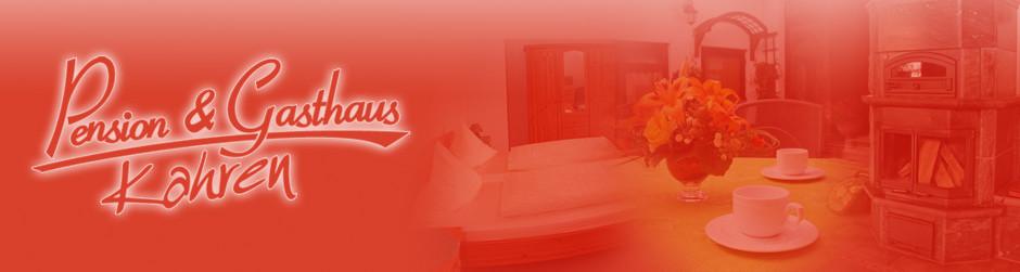 Bild zu Pension u. Gasthaus Kahren in Cottbus
