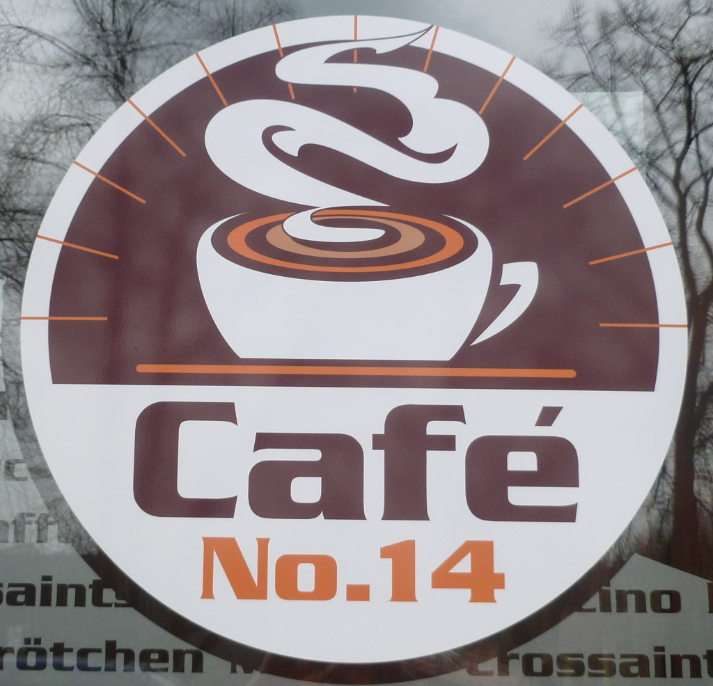 Logo von Cafe No.14 Ines Haferkorn