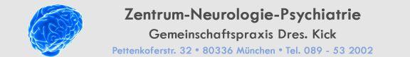 Bild zu Gemeinschaftspraxis Dr. med. Josef Kick & Dr. med. Bettina Kick in München