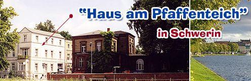 Bild zu Haus am Pfaffenteich Inh. Gisela Bogaschowsky in Schwerin in Mecklenburg