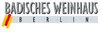 Badisches Weinhaus Berlin