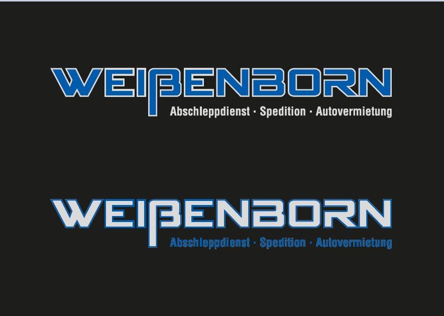 Logo von Abschleppdienst u. Autovermietung Weißenborn