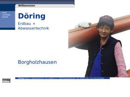 Elke Döring Erdbau Borgholzhausen