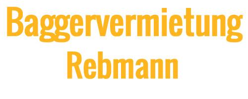 Bild zu Baggervermietung Rebmann in Schönaich in Württemberg