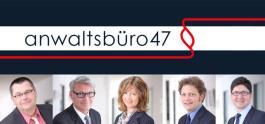 anwaltsbüro47 - Rupp Zipp Meyer Wank - Rechtsanwälte Augsburg, Bayern