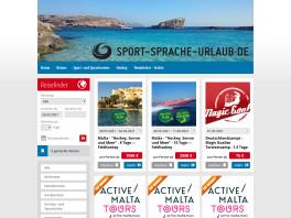 Sport-Sprache-Urlaub.de eine Marke der KTK Sport-Service GmbH Dortmund