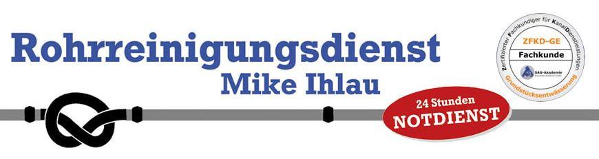 Bild zu Rohrreinigungsdienst Mike Ihlau in Ronnenberg