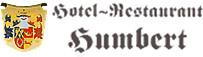 Bild zu Hotel-Restaurant Humbert in Dorsten
