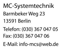 Bild zu MC-Systemtechnik in Berlin