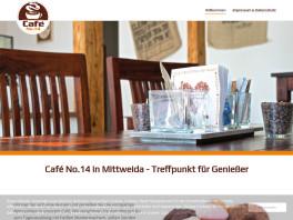 Cafe No.14 Ines Haferkorn Mittweida