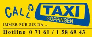 Firmenlogo: CALL -Taxi Göppingen - Ahmad Chahrour