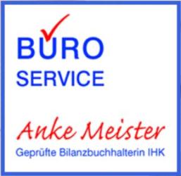 Firmenlogo: Büro Service Anke Meister