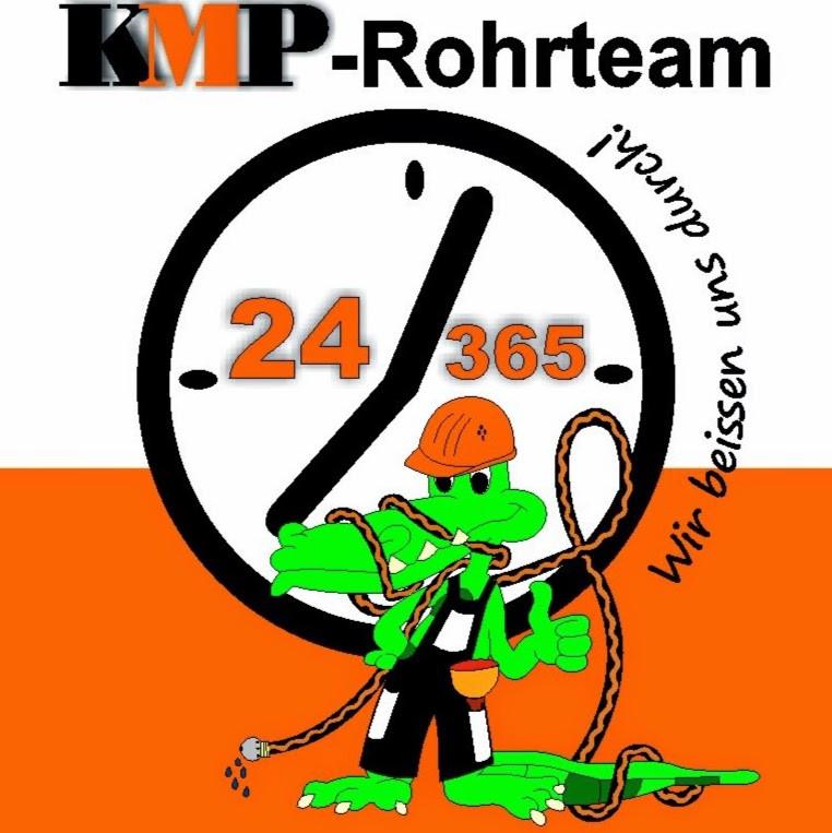Logo von KMP- Rohrteam