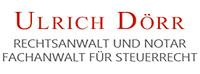 Ulrich Dörr Rechtsanwalt und Notar - Fachanwalt für Steuerrecht