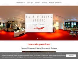 Hair Weaving Studio Ingo Klimmet Hamburg