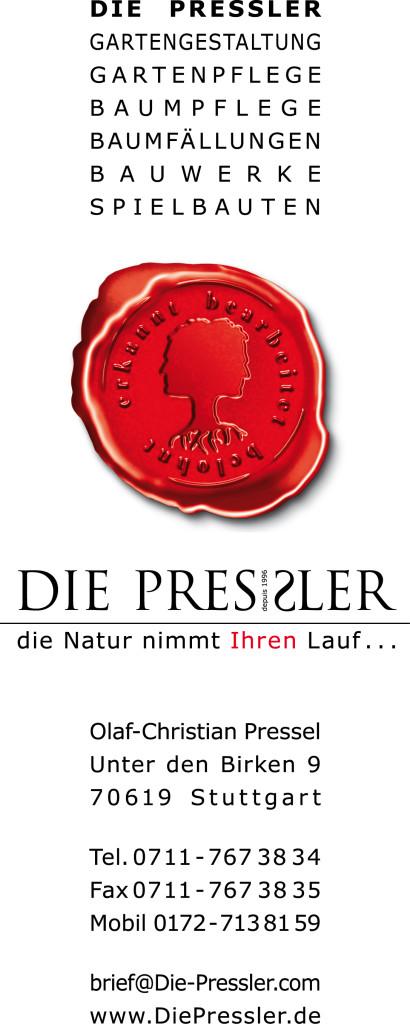 Bild zu Die Pressler Baumpflege & GaLaBau in Stuttgart