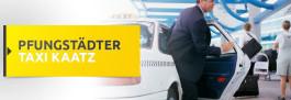 Pfungstädter Taxi Kaatz -Spezialist für Flughafentransfer zum Frankfurter Flughafen in Hessen Pfungstadt