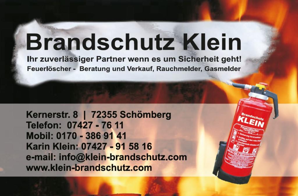 Bild zu Brandschutz Klein in Schömberg bei Balingen