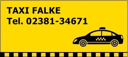 Logo von Taxi Falke Hamm
