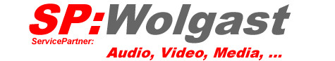 Logo SP Wolgast - Audio, Video, Media, Kommunikationselektronik