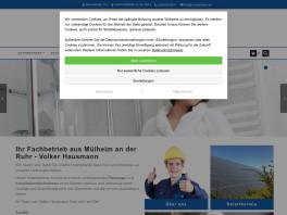 Heizungs & Sanitärtechnik  Inh. Volker Hausmann Mülheim an der Ruhr