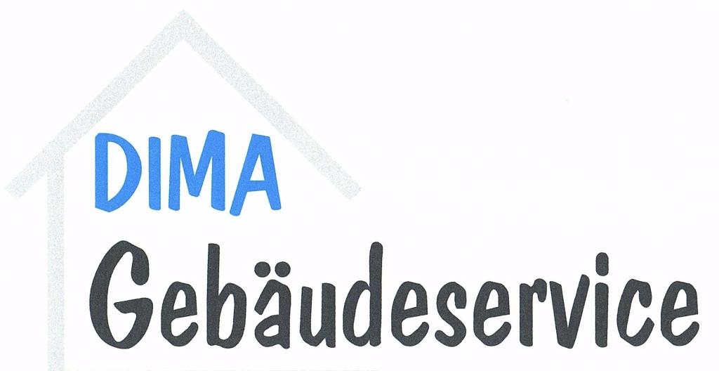 Logo von DIMA - Gebäudeservice GbR