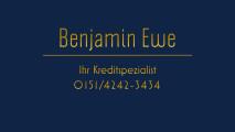 Bild: Benjamin Ewe selbstständiger Finanzpartner der Postbank Finanzberatung AG in Mönchengladbach