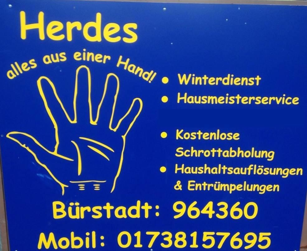 Bild zu Herdes - Alles aus einer Hand! in Bürstadt