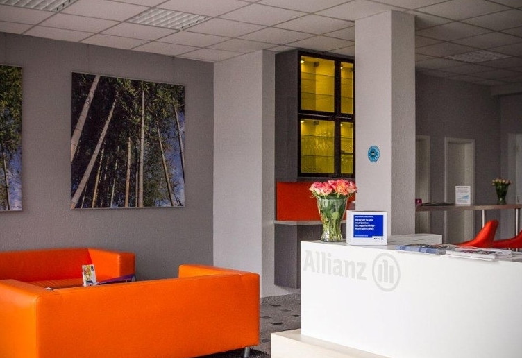 Bild der Allianz Hauptvertretung Kathleen Lange