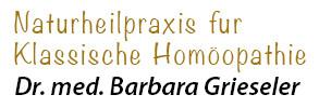 Bild zu Dr. med. Barbara Grieseler Naturheilpraxis für Klassische Homöopathie in Münster