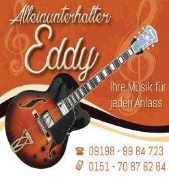 alleinunterhalter Eddy in Heiligenstadt