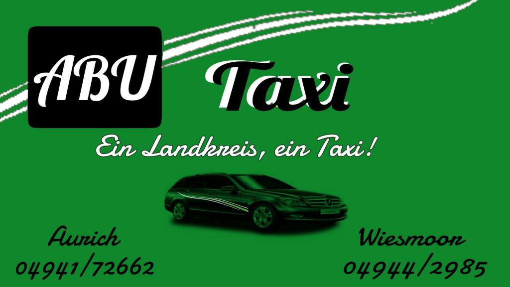 Logo von ABU Taxi und Mietwagen GmbH