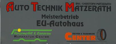 Logo von Auto Technik Matzerath EU Autohaus KFZ-Meisterbetrieb