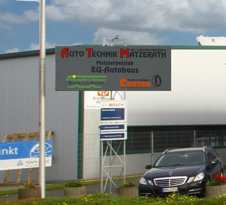 Bild der Auto Technik Matzerath EU Autohaus KFZ-Meisterbetrieb