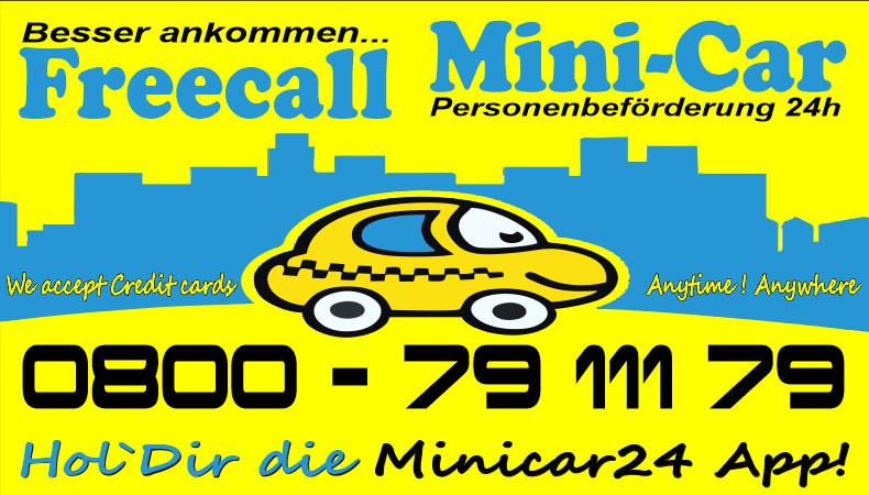 Minicar-24 in Fuldatal