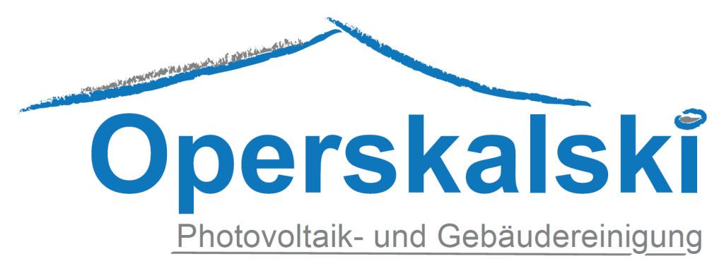 Logo von Operskalski Photovoltaik- und Gebäudereinigung
