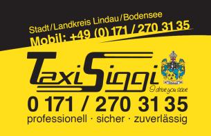 Firmenlogo: Taxi Siggi