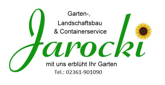 Logo Jarocki Garten Landschaftsbau Containerservice In Recklinghausen