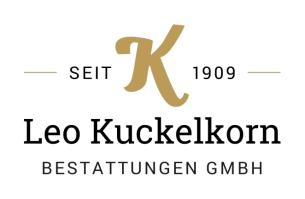 Firmenlogo: Leo Kuckelkorn Bestattungen GmbH