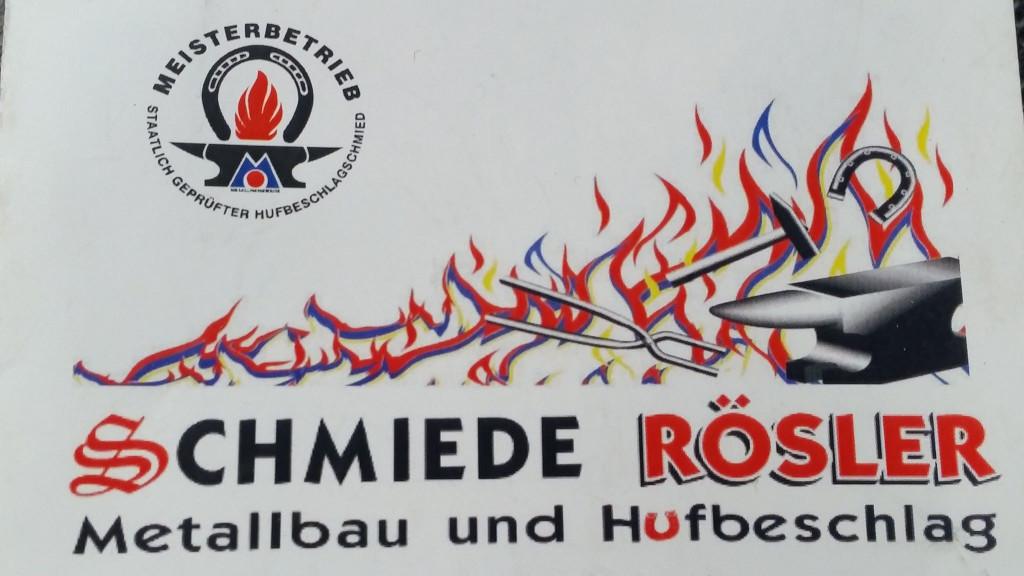 Bild zu Christof Rösler Metallbau in Teutschenthal