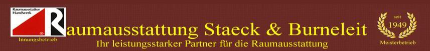 Bild zu Raumausstattung & Polsterei Staeck & Burneleit GmbH in Berlin