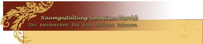 Raumgestaltung Sebastian Herold