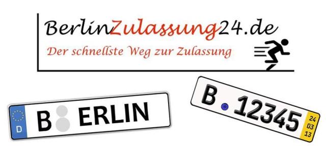 Bild: BerlinZulassung24.de in Berlin