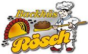 Firmenlogo: Backhüs Café Rösch