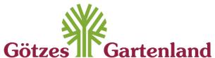 Firmenlogo: Götzes Gartenland Inh. Heliane Götze Gartengestaltung Baumschule - Ihr Gartencenter in Barby